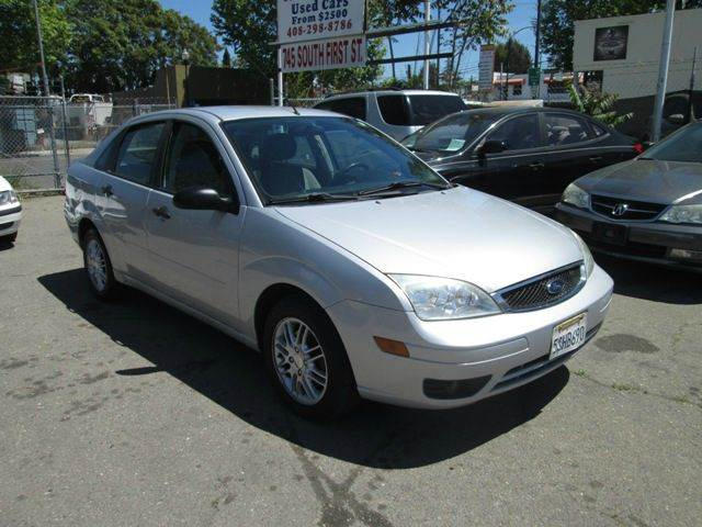 2006 Ford Focus ZX4 SE 4dr Sedan - San Jose CA