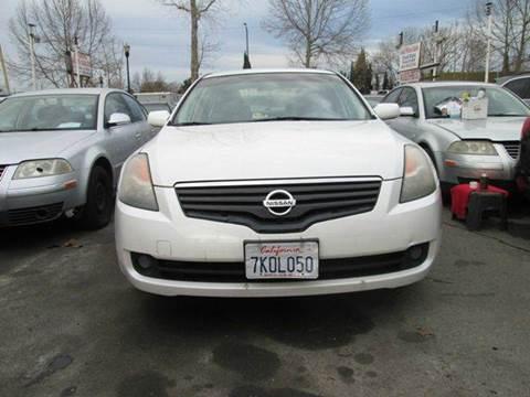 2007 Nissan Altima for sale in San Jose, CA