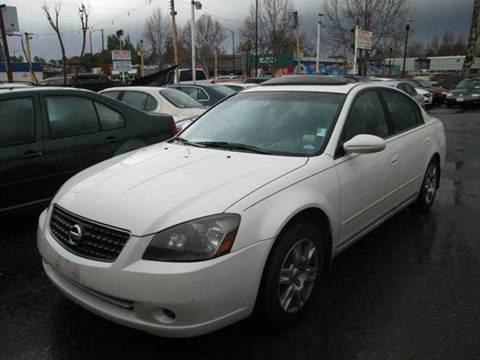 2005 Nissan Altima for sale in San Jose, CA