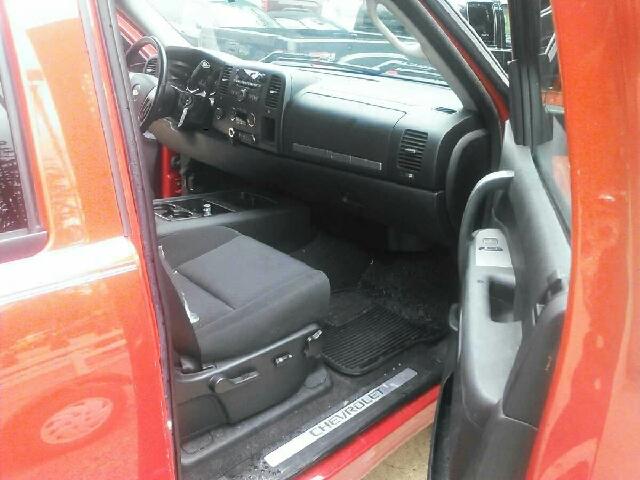 2013 Chevrolet Silverado 1500 4x4 LT 4dr Crew Cab 5.8 ft. SB - Mt.Pleasant PA