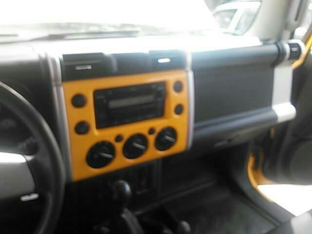 2007 Toyota FJ Cruiser 4dr SUV 4WD (4L V6 5A) - Mt.Pleasant PA