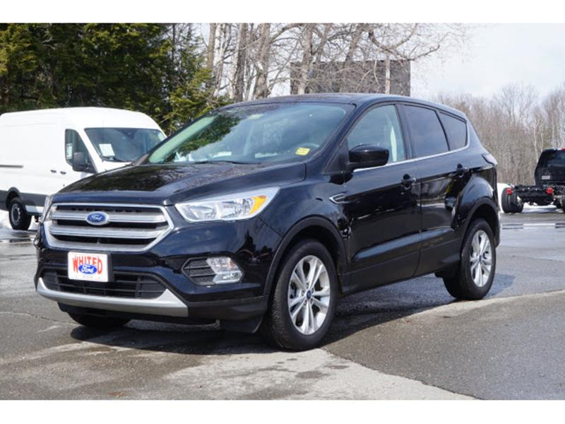 used ford escape for sale in maine. Black Bedroom Furniture Sets. Home Design Ideas