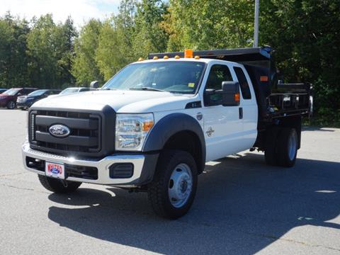 2012 Ford F-550 for sale in Bangor, ME