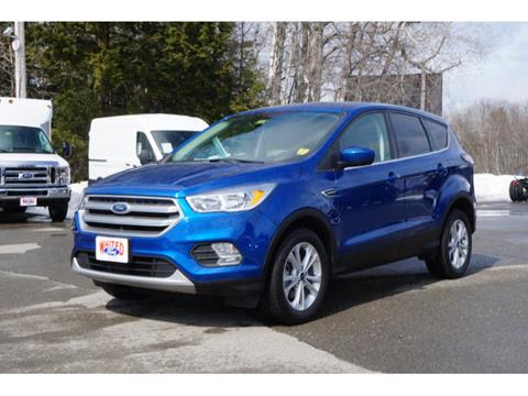2017 Ford Escape for sale in Bangor, ME