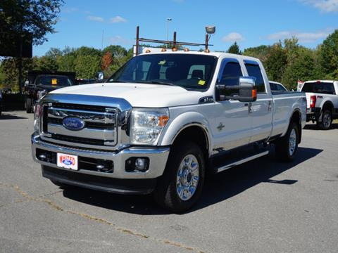 2014 Ford F-350 Super Duty for sale in Bangor, ME