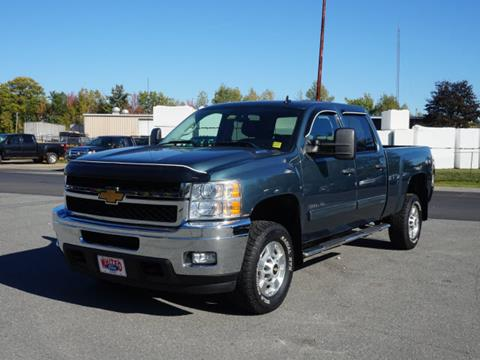 2011 Chevrolet Silverado 2500HD for sale in 207 Perry Road Bangor, ME