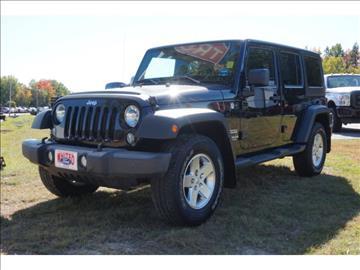 jeep wrangler unlimited for sale maine. Black Bedroom Furniture Sets. Home Design Ideas