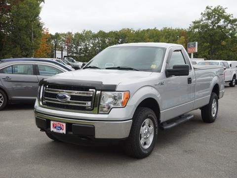 2014 Ford F-150 for sale in Bangor, ME
