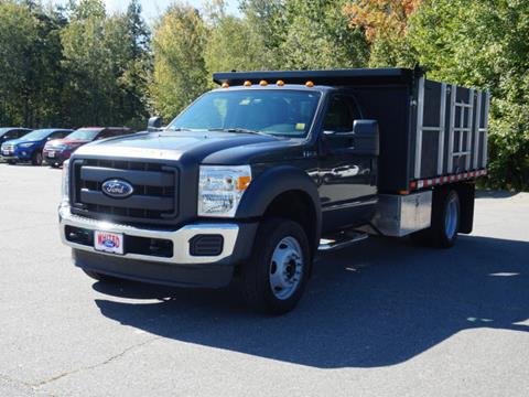 2015 Ford F-550 for sale in 207 Perry Road Bangor, ME