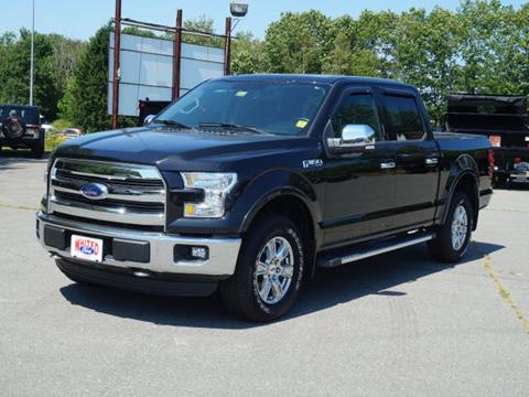 2015 Ford F-150 for sale in Bangor, ME