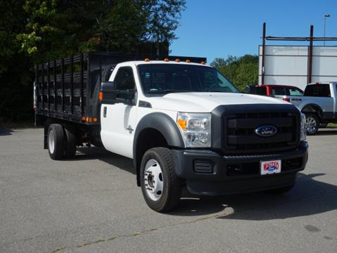 2016 Ford F-450 for sale in Bangor, ME