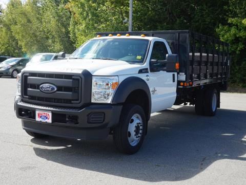 2016 Ford F-450