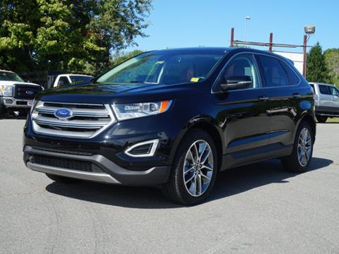 2016 Ford Edge for sale in Bangor, ME