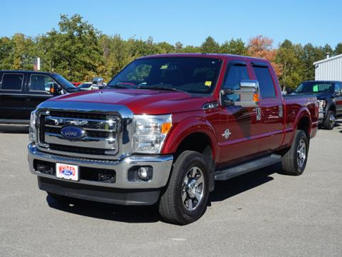 2015 Ford F-250 Super Duty for sale in Bangor, ME