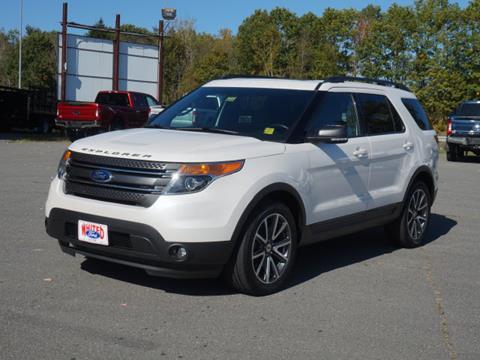 2015 Ford Explorer for sale in Bangor, ME