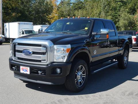 2016 Ford F-350 Super Duty for sale in Bangor, ME