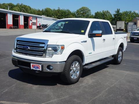 2013 Ford F-150 for sale in Bangor, ME