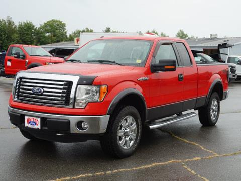 2011 Ford F-150 for sale in Bangor, ME