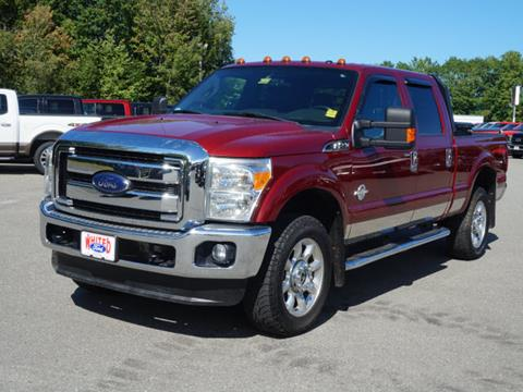 2014 Ford F-250 Super Duty for sale in Bangor, ME