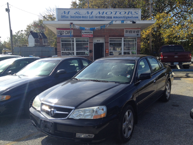 2002 Acura TL for sale in Baltimore MD
