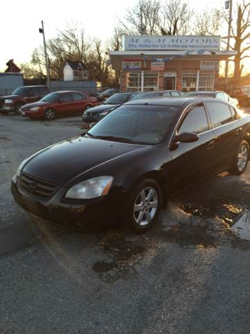2003 Nissan Altima for sale in Baltimore MD
