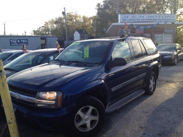 2004 Chevrolet TrailBlazer for sale in Baltimore MD