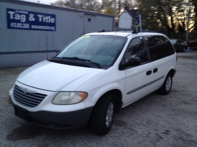 2001 Chrysler Voyager for sale in Baltimore MD