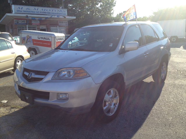 2004 Acura MDX for sale in Baltimore MD