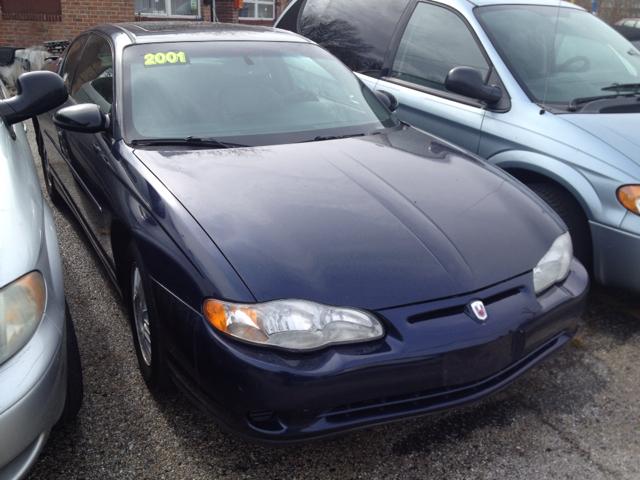 2001 Chevrolet Monte Carlo for sale in Baltimore MD