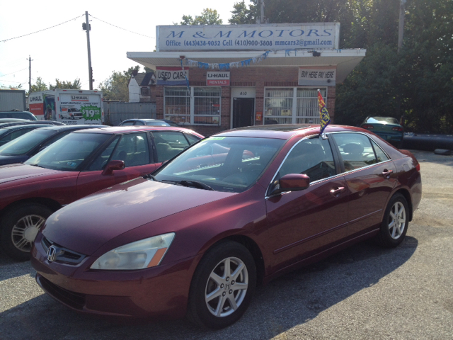 2003 Honda Accord for sale in Baltimore MD