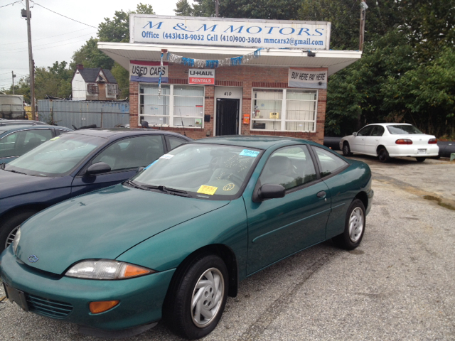 1997 Chevrolet Cavalier for sale in Baltimore MD