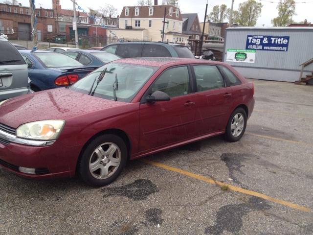 2004 Chevrolet Malibu Maxx for sale in Baltimore MD