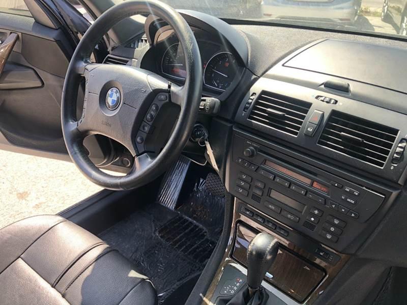 2005 Bmw X3 AWD 3.0i 4dr SUV In Orlando FL - Starmax Finance