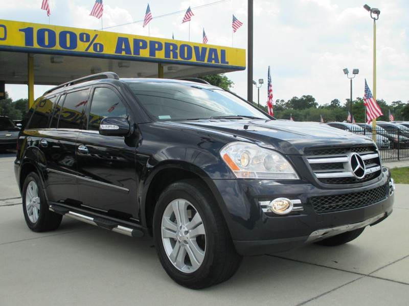 2007 mercedes benz gl class gl450 awd 4matic 4dr suv in for Mercedes benz in orlando fl