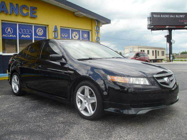 used 2006 acura tl for sale. Black Bedroom Furniture Sets. Home Design Ideas