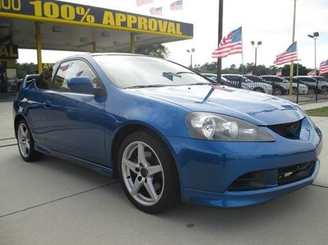 Used Acura RSX For Sale In Orlando FL Carsforsalecom - Used acura rsx