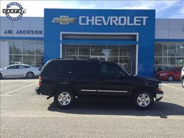 2004 Chevrolet Tahoe for sale in Andalusia, AL