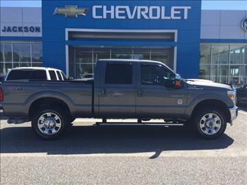 2012 Ford F-250 Super Duty for sale in Andalusia, AL
