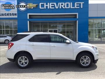 2017 Chevrolet Equinox for sale in Andalusia, AL