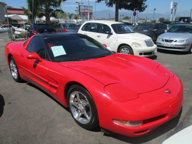 Used chevrolet corvette for sale for La puente motors inc