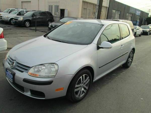 2006 Volkswagen Rabbit for sale in LA PUENTE CA