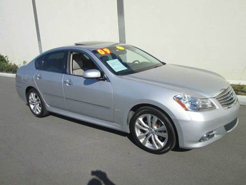2009 Infiniti M35 for sale in La Puente, CA