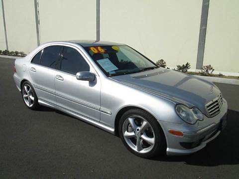 2006 mercedes benz c class for sale la puente ca for Mercedes benz c class 2006 for sale