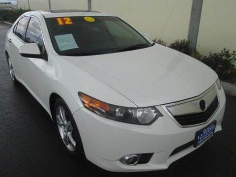 2012 Acura TSX for sale in La Puente, CA