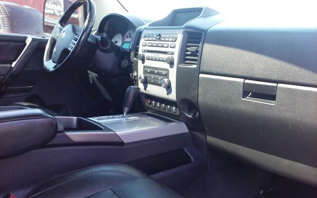 2008 Nissan Titan 4x4 PRO-4X 4dr Crew Cab SWB - Nampa ID