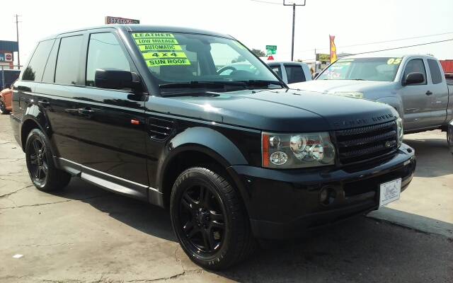 2006 Land Rover Range Rover Sport HSE 4dr SUV 4WD - Nampa ID