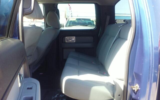 2011 Ford F-150 4x4 XLT 4dr SuperCrew Styleside 5.5 ft. SB - Nampa ID