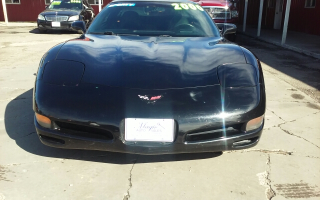 2000 Chevrolet Corvette 2dr Coupe - Nampa ID