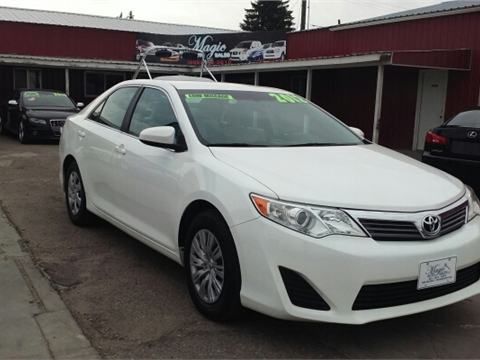 2012 Toyota Camry for sale in Nampa, ID