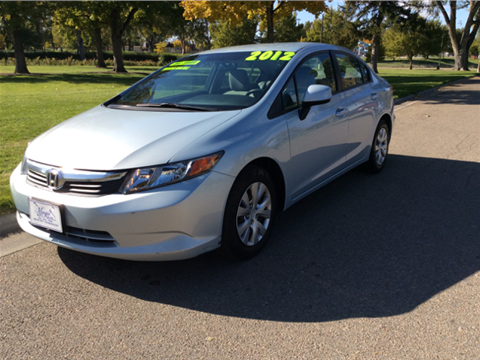 2012 Honda Civic for sale in Nampa, ID